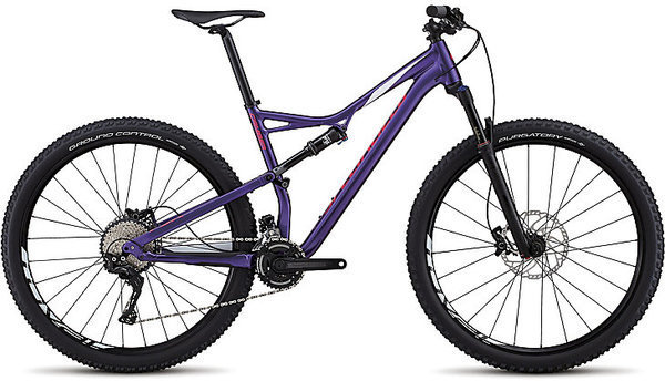 Specialized Men's Camber Comp 29 Color: Heritage Gloss Purple/White/Acid Pink