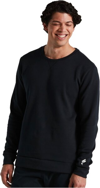 Specialized Men's Legacy Crewneck Long Sleeve