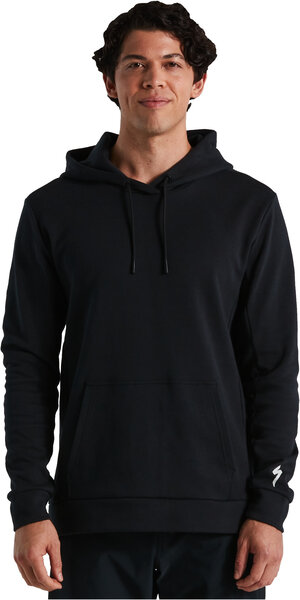 Specialized Men's Legacy Pull-Over Hoodie Color: Black