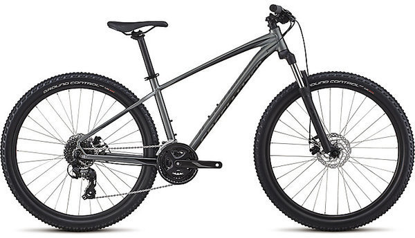 Specialized Men's Pitch 27.5 Color: Satin Charcoal/Black