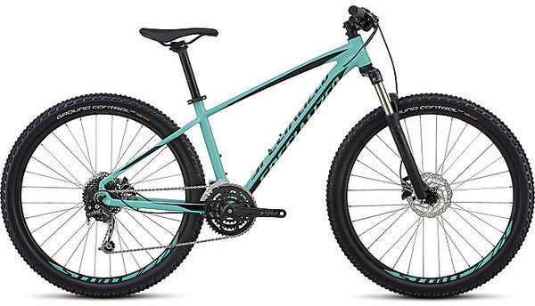 Specialized Men's Pitch Expert 27.5 Color: Gloss Acid Mint/Black