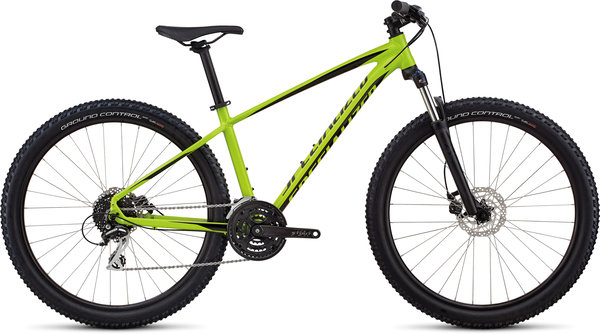 Specialized Men's Pitch Sport 27.5 Color: Gloss Hyper/Black
