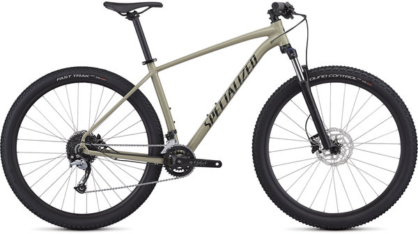 Specialized Men's RockHopper Comp Color: Gloss East Sierras/Tarmac Black