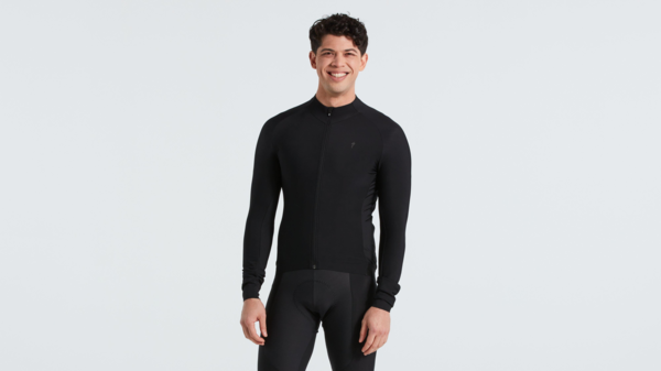 Specialized Men's SL Expert Thermal Jersey Long Sleeve