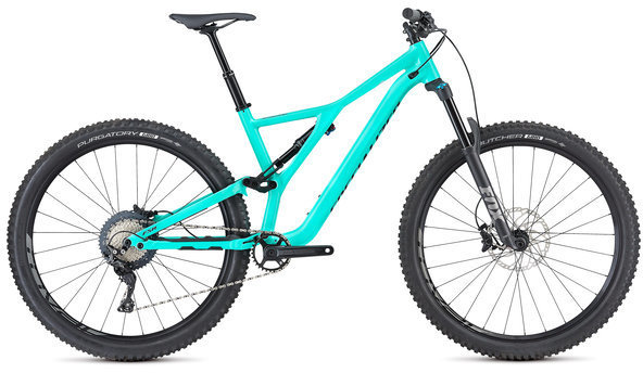 Specialized Men's Stumpjumper Comp Alloy 29 Color: Acid Mint/Black