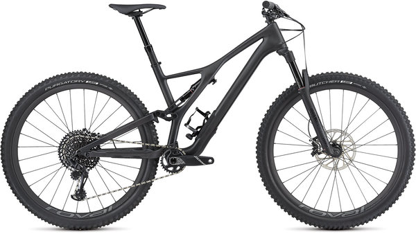 Specialized Men's Stumpjumper ST Expert 29 Color: Satin/Carbon/Black
