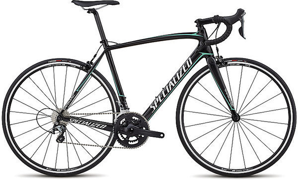 Specialized Men's Tarmac Color: Bora Team Replica