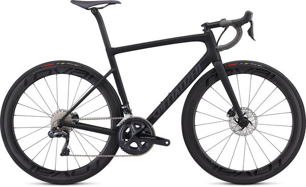 Specialized Men's Tarmac Disc Pro Color: Black/Holographic Black