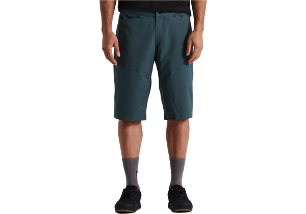 Specialized Men's Trail Short w/Liner Color: Cast Battleship