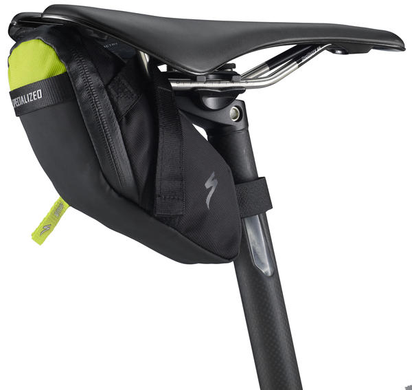 Specialized Mini-Wedgie Bag Color: Black/Hyper Green