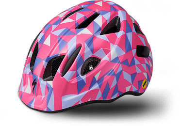 Specialized Mio Standard Buckle Color: Acid Pink Geo