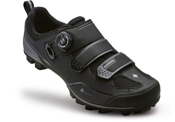Specialized Women's Motodiva MTB Shoes Color: Black/Dark Grey