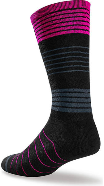 Specialized Mountain Knee Sock - Women's Color: Black
