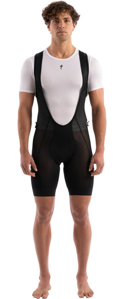 Specialized Men's Mountain Liner Bib Shorts With SWAT Color: Black