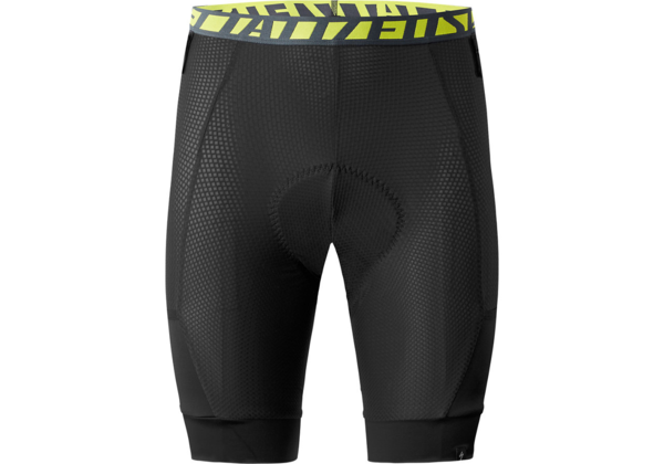 Specialized Mountain Liner Shorts w/SWAT Color: Black