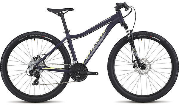 Specialized Myka Disc 650b - Women's Color: Satin Deep Indigo/Cool Grey/Powder Green