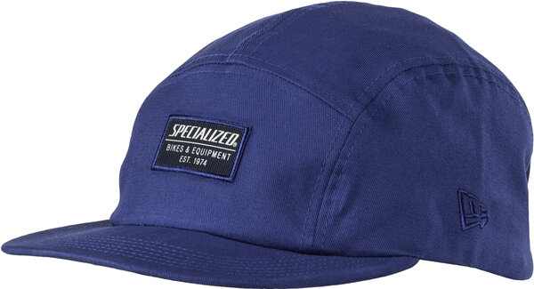 Specialized New Era 5 Panel Hat Specialized Color: Cobalt