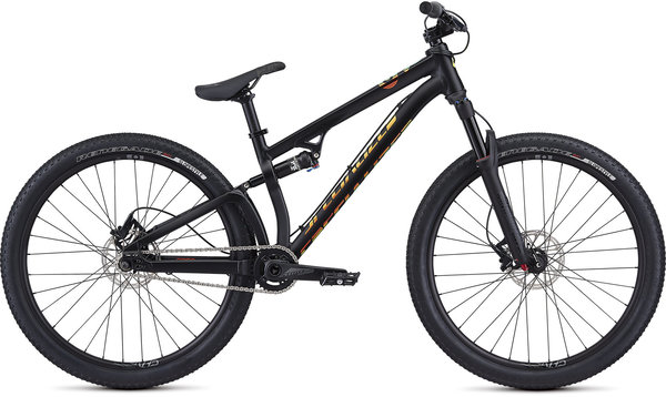 Specialized P.Slope Color: Gloss Jet Fuel/Black