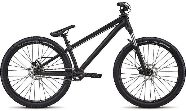 Specialized P.3 Color: Satin Gloss Black/Black
