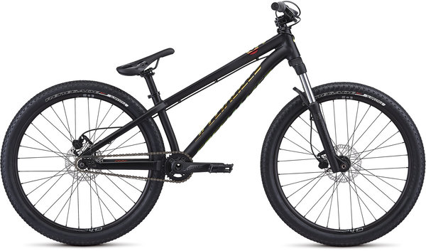 Specialized P.3 Color: Satin Gloss Black/Jet Fuel