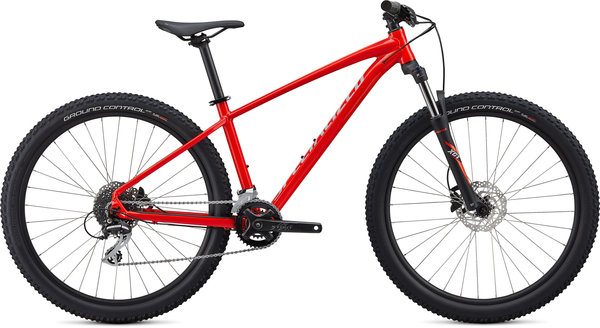 Specialized Pitch Sport 27.5 Color: Gloss Rocket Red/Dove Grey