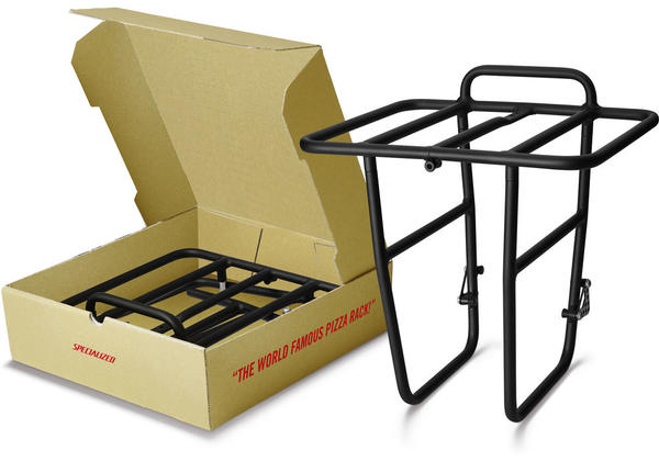 Specialized Pizza Rack Color: Black