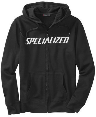 Specialized Podium Hoodie Color: Black/White