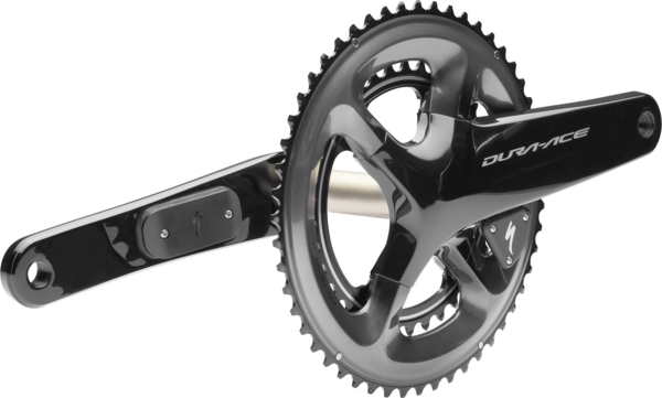 Specialized Power Cranks Dura-Ace Dual Color: Black