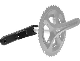 Specialized Power Cranks - Shimano 105 Upgrade Kit Color: Black