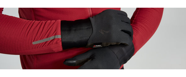 Specialized Prime Series Thermal Glove Color: Black