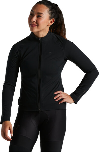 Specialized Race Series Rain Jacket Color: Black