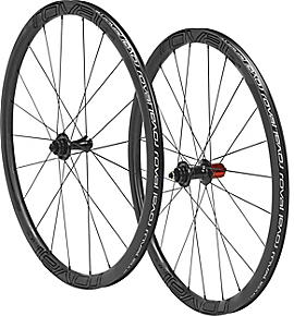 Roval CLX 32 Disc—650b Set Color: Satin Carbon/Gloss Black