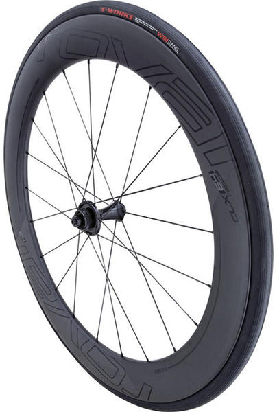 Roval CLX 64 Disc Wheel Model: Front