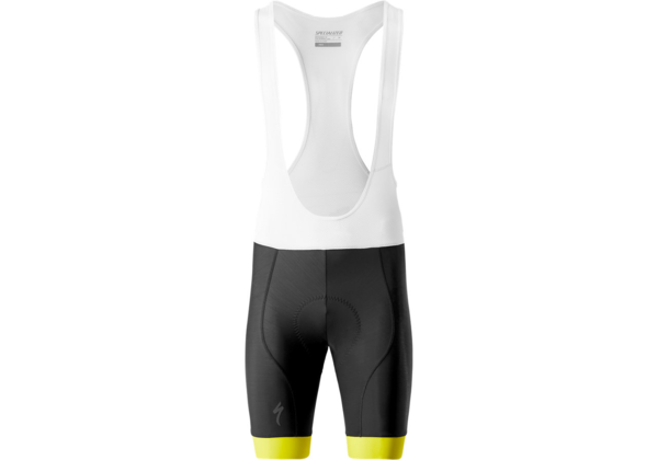 Specialized RBX Bib Shorts Color: Black/Ion