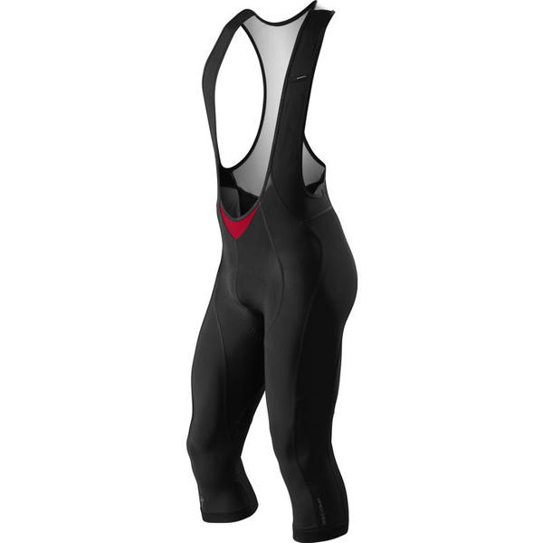 Specialized RBX Comp 3/4 Bib Tights Color: Black