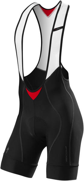 Specialized RBX Comp Bib Short Color: Black