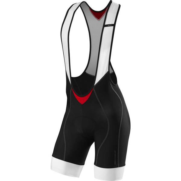 Specialized RBX Comp Bib Shorts Color: Black/White