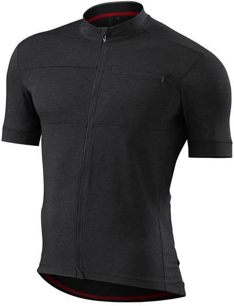 Specialized RBX Drirelease Merino Jersey Color: Black