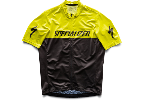 Specialized RBX Jersey Color: Charcoal/Ion Team