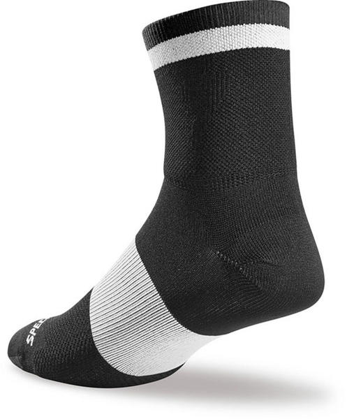Specialized RBX Mid Sock Color: Black