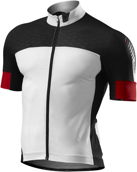 Specialized RBX Pro Jersey Color: White/Red