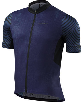 Specialized RBX Pro Jersey Color: Concrete Blue