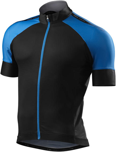 Specialized RBX Comp Jersey Color: Black/Neon Blue