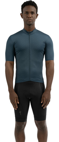 Specialized RBX Short Sleeve Jersey Color: Cast Blue/Storm Grey Links