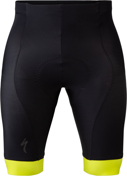 Specialized RBX Shorts w/SWAT Color: Black/Hyper Green