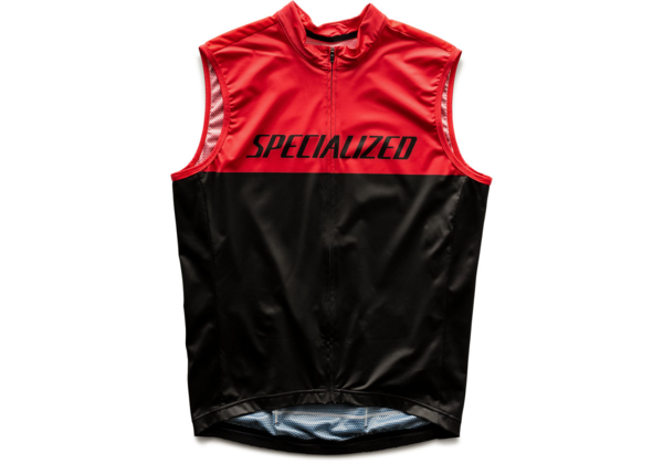 Specialized RBX Sleeveless Jersey Color: Black/Red Team