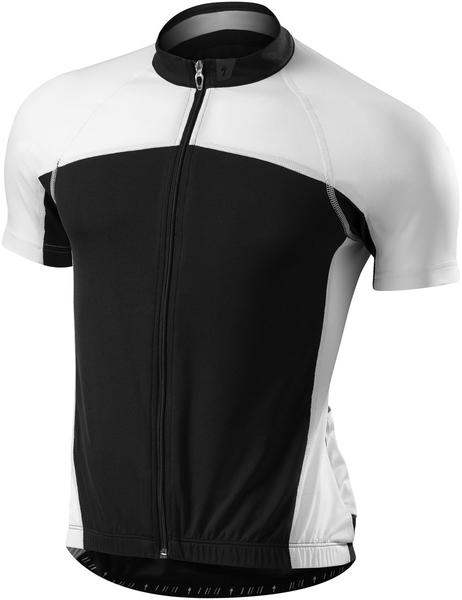 Specialized RBX Sport Jersey Color: Black/White