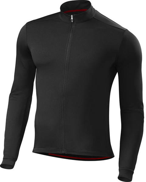 Specialized RBX Sport Long Sleeve Jersey Color: Black