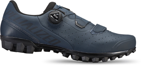 Specialized Recon 2.0 Mountain Bike Shoes Color: Cast Blue/Cast Battleship