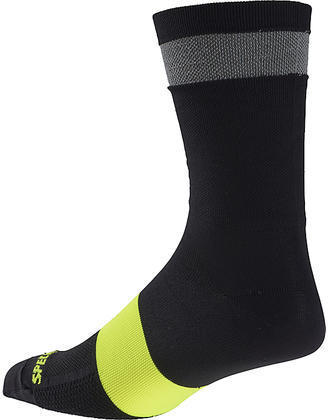 Specialized Women's Reflect Tall Sock Color: Black